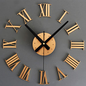 Big Wall Clocks